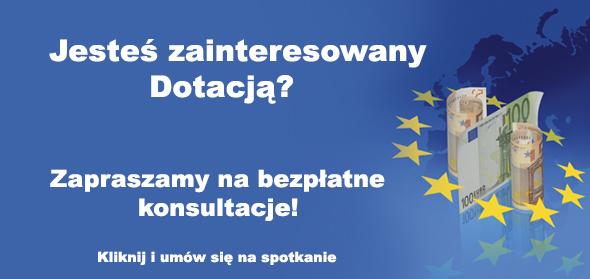 Dotacje unijne Kontakt